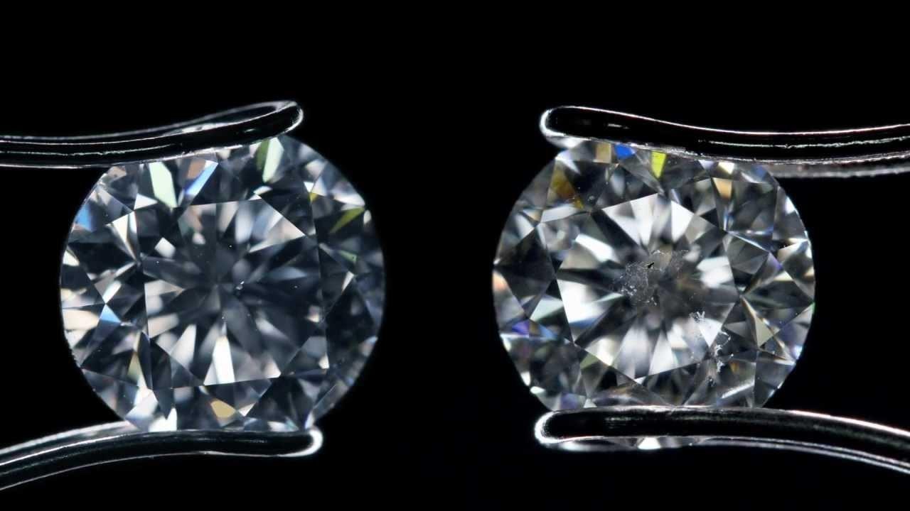 Различие алмаза и бриллианта