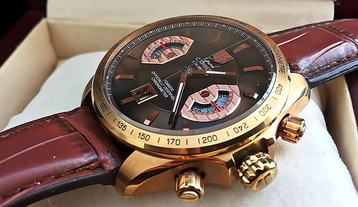Самые знаменитые марки швейцарских часов